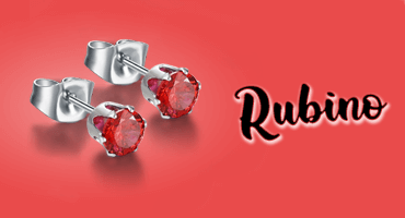 Allestimento Rubino | Gioielli Nickel Safe