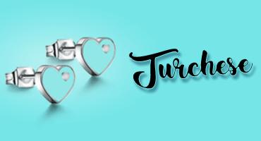 Allestimento Turchese | Gioielli Nickel Safe